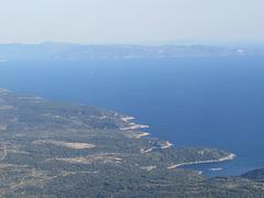 Littoral dalmate près de Split, 1