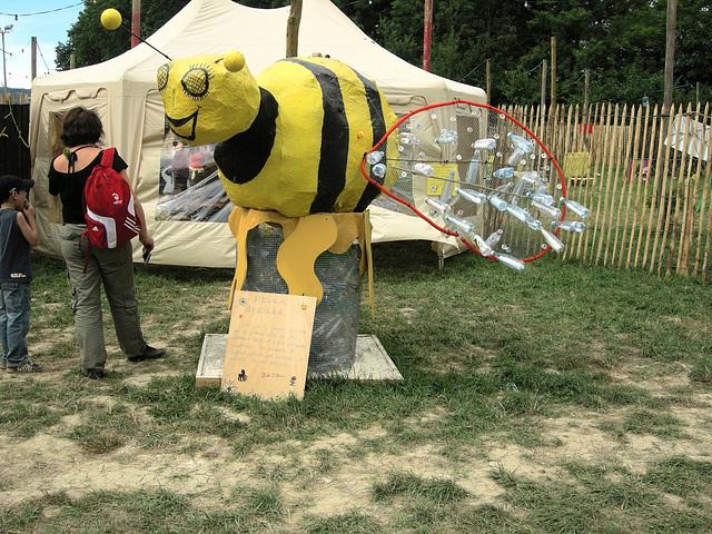 Maya l'abeille ?