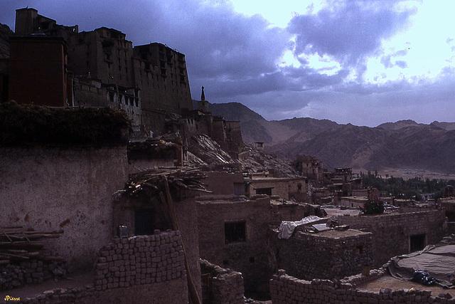 Leh, Capitale -Chef lieu du Ladakh