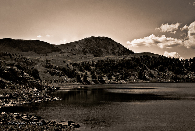 Lac d'Allos - Parc du Mercantour