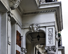 Over the Top – Portman Street near Bryanston Street, London, England