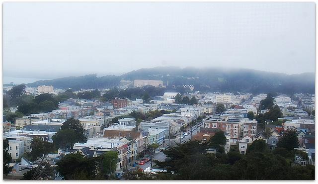 SF Fog Bay area