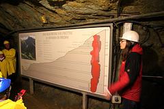 Infotafel des Bergwerks Prettau  (2 Pic in Pic)