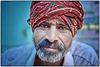 Portrait à Old-Delhi