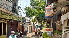 Vân beauty narrow street