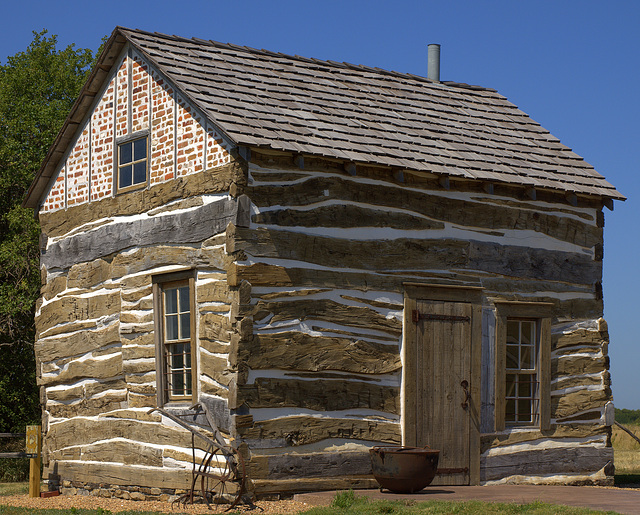 Early American Homestead