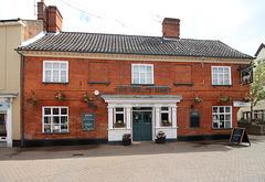 The White Hart, Thoroughfare, Halesworth, Suffolk