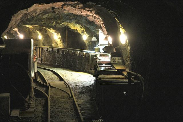 Anlage zur Gewinnung von Zementkupfer (Pic in Pic)