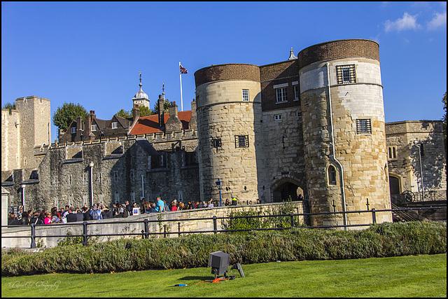 Old castle London