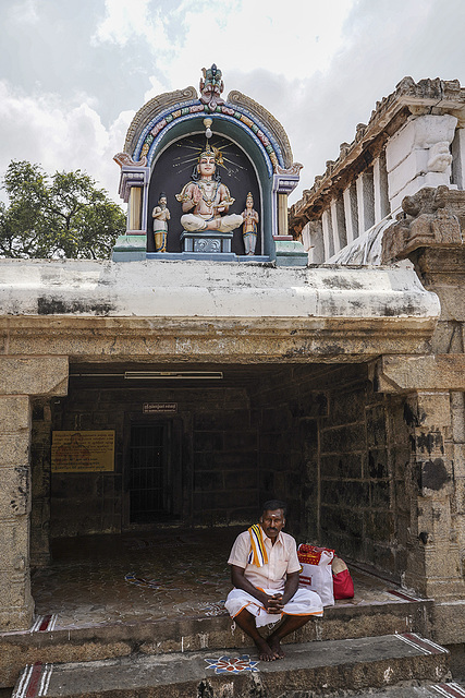 Petit temple.