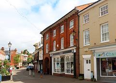 Nos.7 &8 Thoroughfare, Halesworth, Suffolk