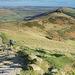 Walking the ridge.. 1 ..  'Mam tor' - to 'Lose hill'