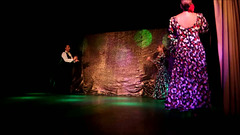 Teneriffa. Video: Flamenco mit Spass und Pantomime. ©UdoSm