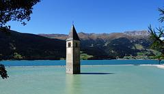 Lago di Rèsia