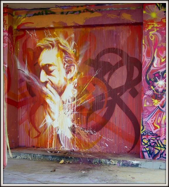 ** Fort  D'Aubervilliers //  graffiti **
