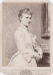 Christine Nilsson by Luckhardt