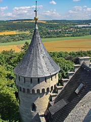 Schloss Landsberg, Ausblick