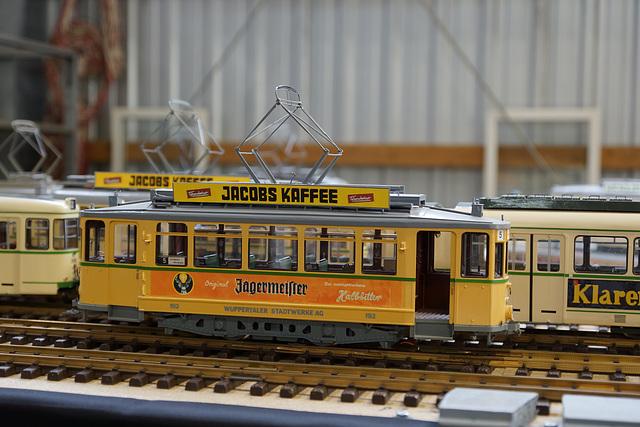 Straßenbahn Wuppertal Spur II 069