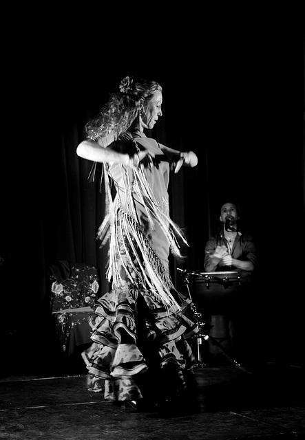 La madrugada flamenca