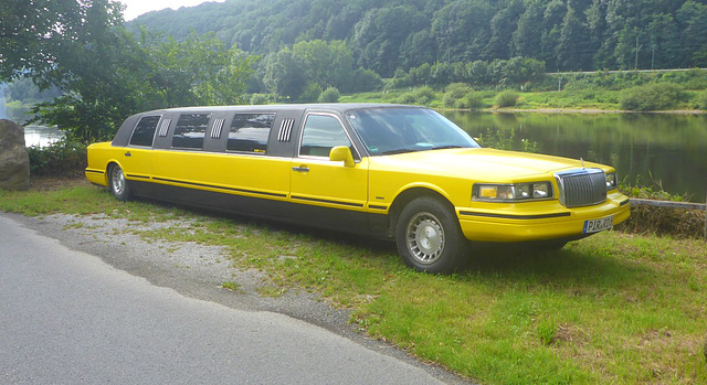 Stretch-Limousine - Pirna/Oberposta