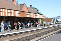 Weybourne Station ,North Norfolk Railway