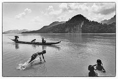 Mekong-Laos 1991