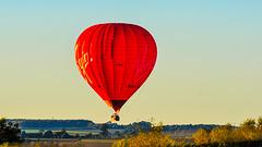 Virgin Hot Air Balloon
