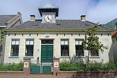 Nederland - Vlieland, Het Oude Raadhuis