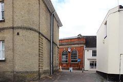 No.18 and former bank, Thoroughfare, Halesworth, Suffolk