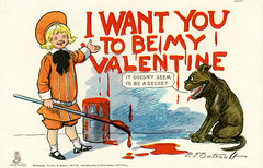 I Want You To Be My Valentine