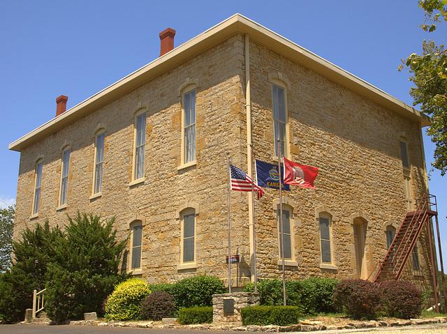 Supposed Kansas Capitol