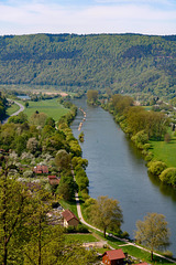 The River Main near Miltenberg