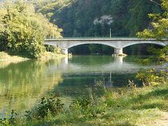 Pont sur le Fier