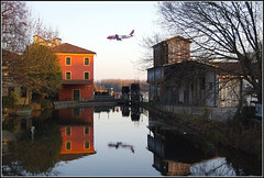 The Sile and its reflections