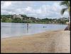 Sur le fleuve à Maceio Brésil