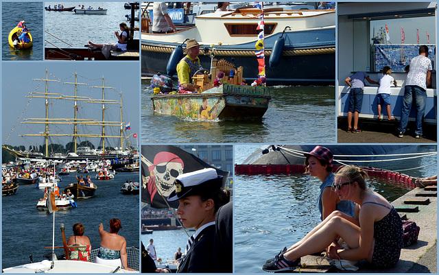 An impression of SAIL-fun: Amsterdam, 2015... III