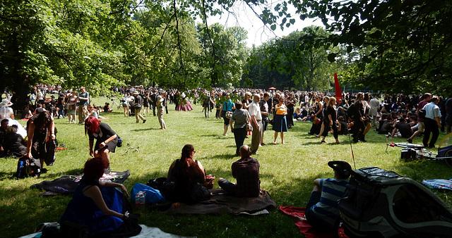 06  21000 Gotikfans waren Pfingsten 2017 in Leipzig