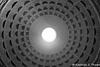 Rome - Pantheon Rotunda skylight - 052214-001
