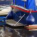 Blue for little buoys!