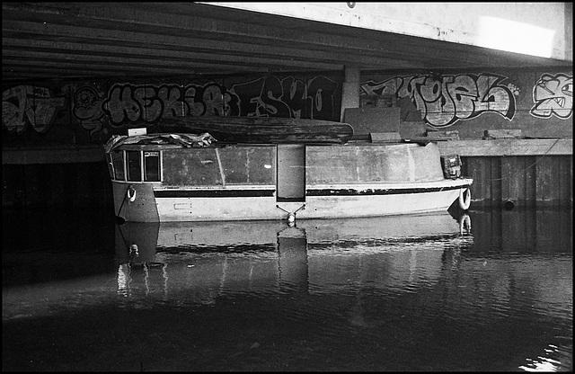 Houseboat, Regents Canal.