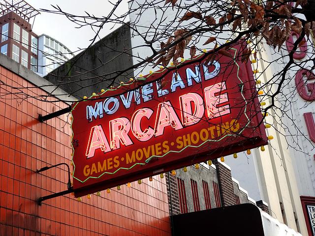 Movieland Arcade