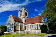 Ringwood Parish church