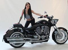 1 (98)...bike moto with model