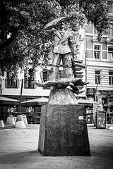 Hans-Albers-Denkmal