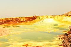 Striking Yellow - Sulphur - Dallol