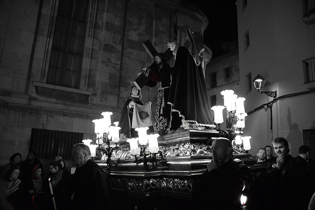Processó del Sant Enterrament