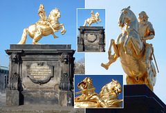 52 Unser goldiger Goldener Reiter August II.