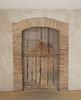 Etant Donnes by Duchamp in the Philadelphia Museum of Art, January 2012