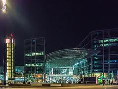 Berlin, Central Station / Hauptbahnhof