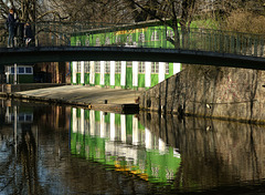 Am Haynspark in Hamburg (PiP)
